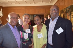 M Whitley (LAS Board & Retired Judge)  Kim Thompson Mia (Peralta College) & Greg Kelly (Alta Bates Hospital)