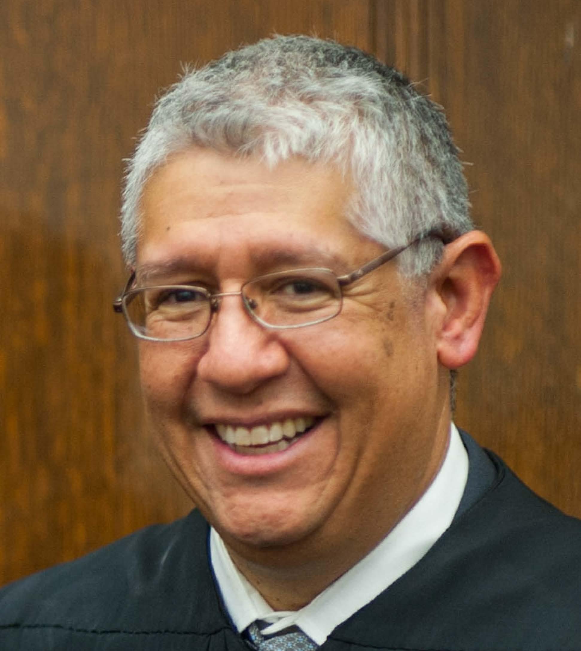 Commissioner Ruben Sundeen